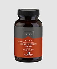 TerraNova Nutrition Hyaluronic Acid Complex 50 Capsules