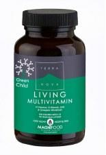 TerraNova Nutrition Green Child Multivitamin   100 vcaps