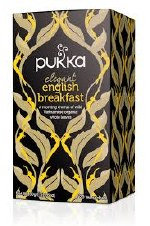 Pukka Herbs Elegant English Breakfast Tea 20 sachet