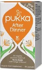 Pukka Herbs After Dinner 60 caps