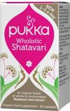 Pukka Herbs Wholistic Shatavari 30 Caps