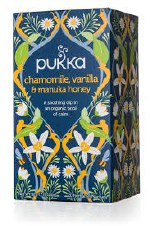 Pukka Herbs Chamomile Vanilla & Manuka 20bag