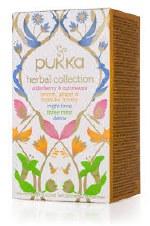 Pukka Herbs Herbal Collection 20bag