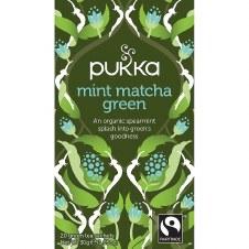 Pukka Herbs Mint Matcha Green 20 sachet