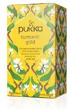 Pukka Herbs Turmeric Gold Tea 20 sachet