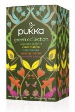 Pukka Herbs Green Collection 20 sachet