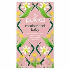 Pukka Herbs Motherkind Baby Herbal Tea 20 sachet