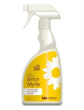 Bio-Nature Lemon Myrtle Anti-Bac Surface 500ml