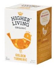 Higher Living Golden Turmeric 15bag
