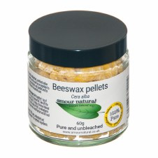 Amour Natural Bee's Wax Pellets 60g Single item only No Cases