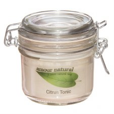 Amour Natural Aroma Candle Citrus Tonic