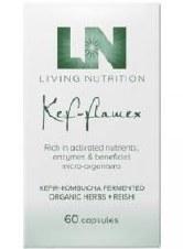 Living Nutrition Kef-flamex - 60 Capsules 60 capsules
