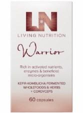 Living Nutrition Warrior 60 capsules