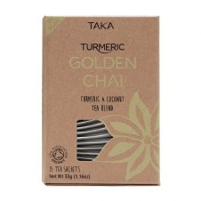 Taka Tumeric Golden Chai 15 sachet