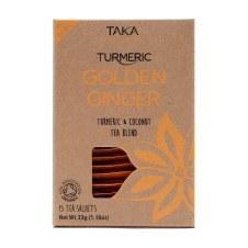 Taka Turmeric Golden Ginger 15 sachet