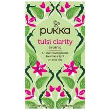 Pukka Herbs Pukka Tulsi Clarity herbal tea 20 sachet