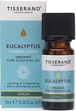 Tisserand Eucalyptus Org Essential Oil  9ml