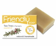 FRIENDLY SOAP FS Tea Tree Soap 95g
