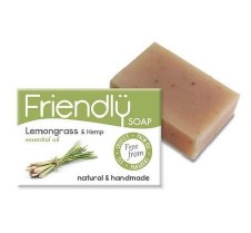 FRIENDLY SOAP FS Lemongrass Hemp 95g