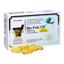 Pharma Nord Bio-fish Oil 1000mg 160 capsule