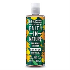 Faith in Nature Turmeric & Lemon Shampoo 400ml