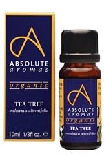 Absolute Aromas Organic Tea Tree Oil 10ml