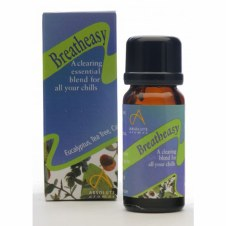Absolute Aromas Breatheasy Blend Oil 10ml