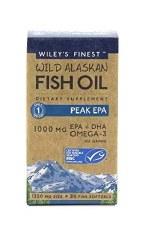 Wiley's Finest UK Peak EPA 30 capsule
