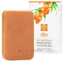 Sibu Cleanse & Detox Soap Bar 3.5 ounce