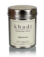 Khadi Natural Light Brown Henna Hair Colour