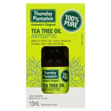 Thursday Plantation Teatree Tea Tree Oil 100% Pure 10 ml
