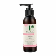 Sukin Sensitive Cleansing Gel 125mls