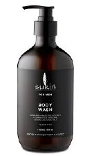 Sukin For Men Body Wash 500ml