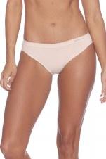 Boody Organic Bamboo Eco Wear Women's Classic Bikini -Nude Large (UK Size 12-14)