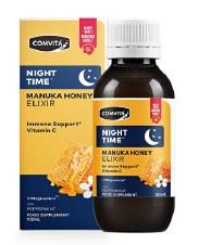 Comvita Manuka Honey Elixir Night Time 100ml