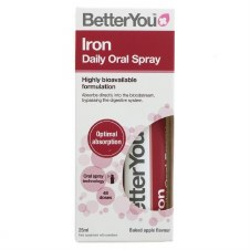 BetterYou Iron 10 Daily Oral Spay 25ml