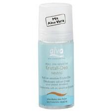 Alva Kristall-Deo - Roll Sensitive 50ml