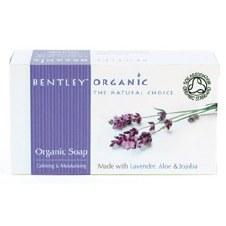 Bentley Org Calm & Moisturising Soap  150g