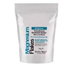 BetterYou Magnesium Bath Flakes 1kg