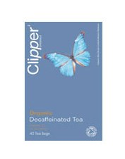 Clipper Org Everyday Decaffeinated Tea 40bag