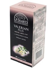Dr Stuarts Valerian Plus  Herbal Tea 15bag