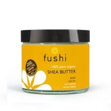 Fushi Wellbeing Organic 100% Shea Butter 200g