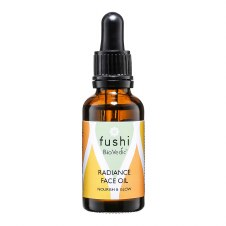 Fushi Wellbeing BioVedic Radiance Face Oil 30ml