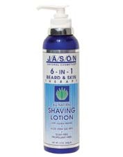 JASON NATURAL COSMETICS        JAS Shaving Lotion  240g       240g