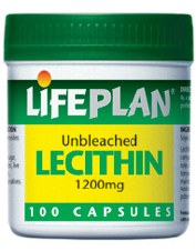 Lifeplan Products Life/P Lecithin 1200mg 90Caps 90 capsules