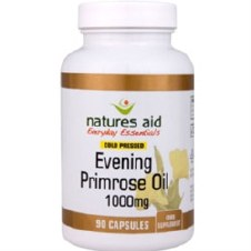 Natures Aid Promo Packs Evening Primrose 1000mg 90 capsule