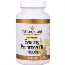 Natures Aid Evening Primrose 1000mg 180 caps