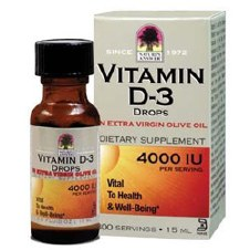 Nature's Answer Vitamin D3 Drops  15 ml