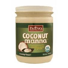 Nutiva NT Org Coconut Manna 425g      425g