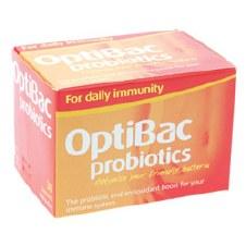 Optibac Probiotics For Daily Immunity 30 vegicaps